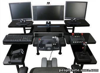 Компьютерный стол для игр